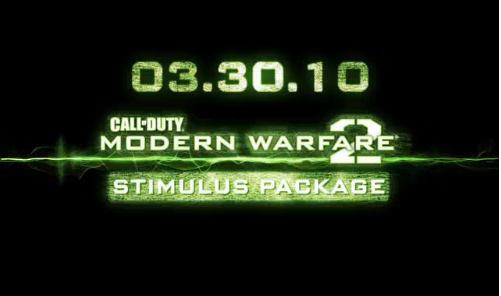 ModernWarfare2 TheStimulusPackage