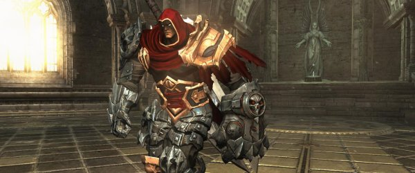 Darksiders Coming to PC