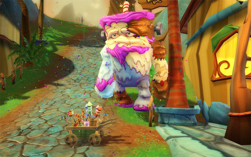 Free Realms Coming to PlayStation 3 at E3
