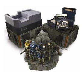 Halo Reach Legendary Edition Preorder