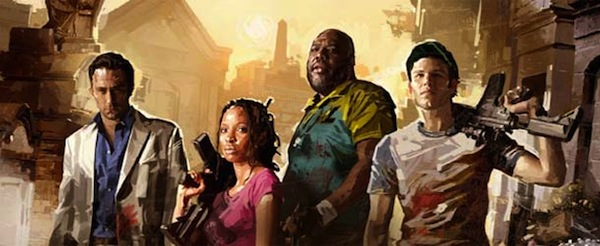 Left 4 Dead 2 The Passing DLC