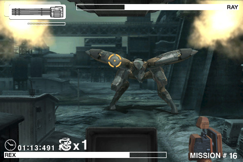 Metal Gear Solid Touch1