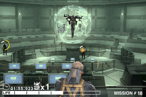 Metal Gear Solid Touch2
