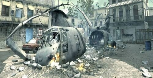 Modern Warfare 2 Stimulus Package hits PC and PS3