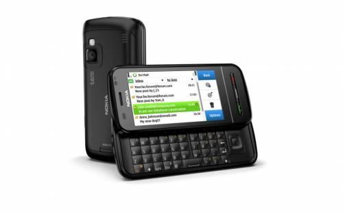 the Nokia C6 full smartphone