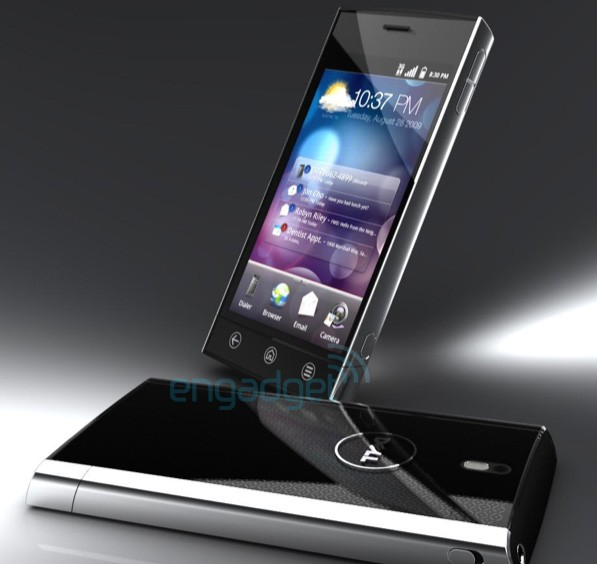 android dell thunder leaked image