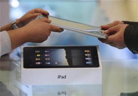 iPad Ban in Israel Lifted