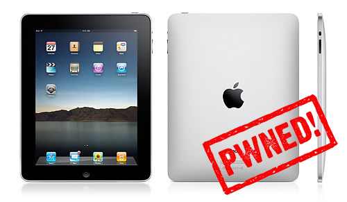 ipad Pwned logo