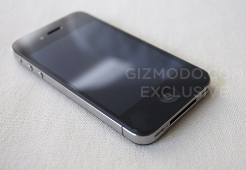 iPhone 4G Gizmodo Exclusive