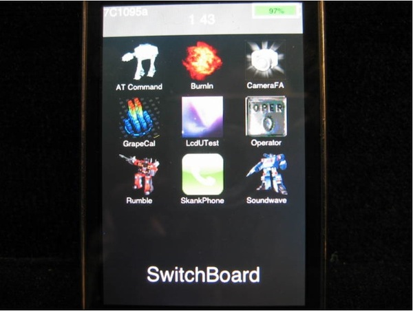 ipod touch with camera on ebay 3