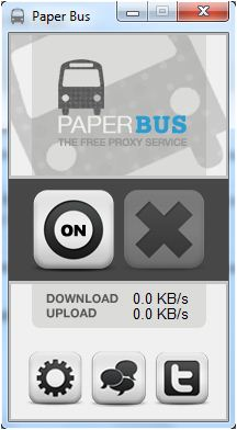 paperbus interface