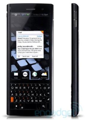 new Dell Smoke Android phone