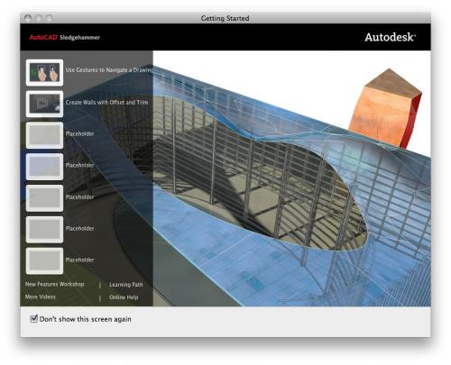 AutoCAD Returns to Mac After 18 Years with Gestures and 64-bit Support