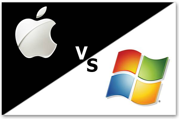 Apple v/s Microsoft