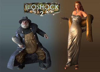BioShock 2 DLC Hits Xbox 360 and PS3 May 11
