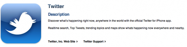 First Look- Official Twitter iPhone App Whats Different Than Tweetie 2