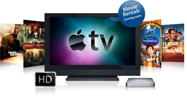 New $99 Apple TV Revealed, Features iPhone OS and Cloud Storage