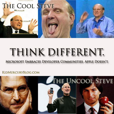 Rumor- Microsoft's Steve Ballmer to Appear During Apple's Steve Jobs' WWDC Keynote