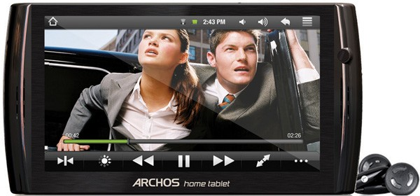 archos 7 tablet us announcement