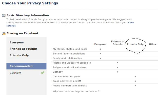 facebook new privacy featuress how to