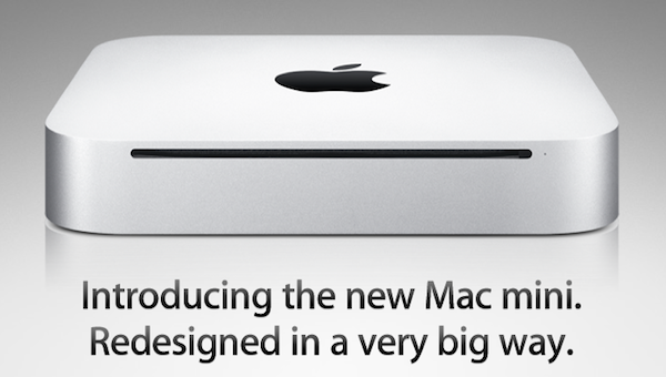 Apple Launches All-New Mac Mini with HDMI port, starting at 699
