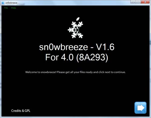 Sn0wbreeze 1.6