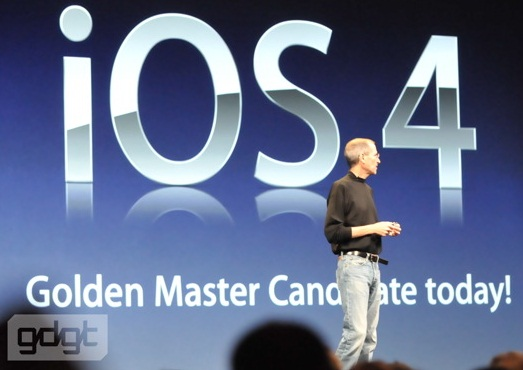 iOS 4.0 for iPhone & iPod Touch