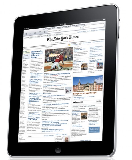 Apple Digital Newsstand
