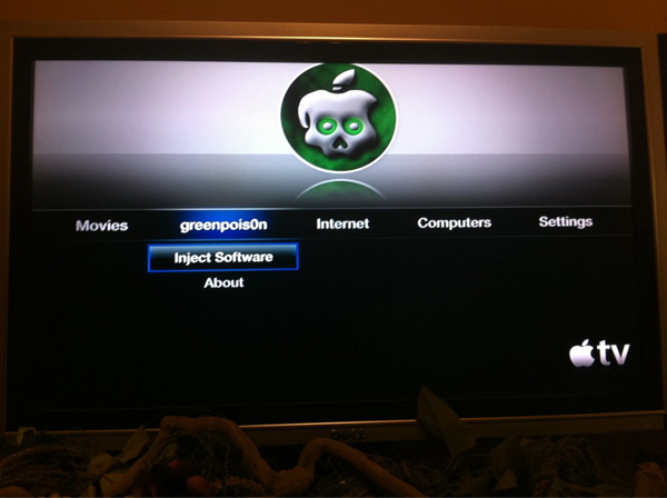 Jailbreak AppleTV 2 4.1 iOS