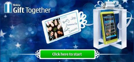 Nokia Gift Together