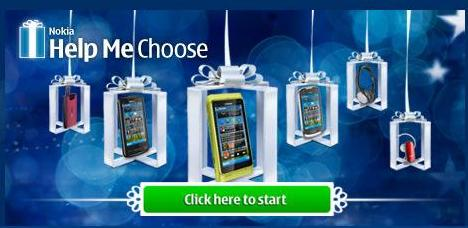 Nokia Help Me Choose