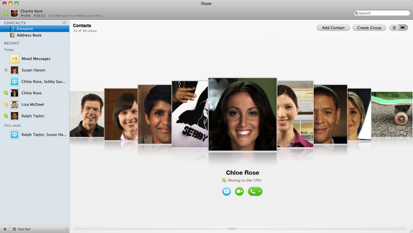Skype 5.0 Beta For Mac