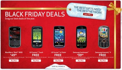 Iphone 5 Black Black Friday Black Friday Deals At Verizon