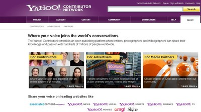 Yahoo Contributer Network