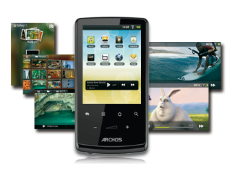 ARCHOS28 Internet Tablet