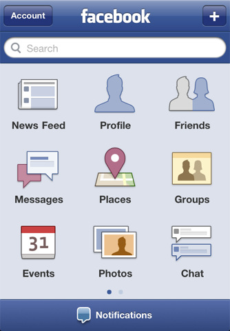 Facebook 3.3.3 For iOS