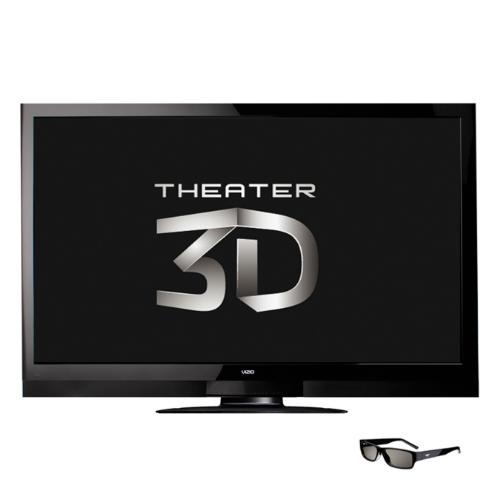 VIZIO THEATER 3D RAZOR LED HDTV