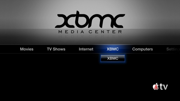 XBMC on Apple TV 2
