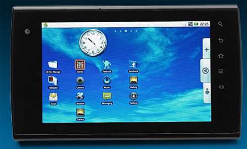 eLocity Mobile Tablet