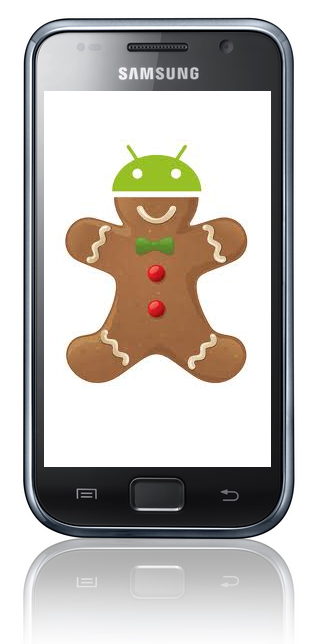 Samsun Galaxy S-Gingerbread