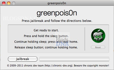 Greenpois0n RC5