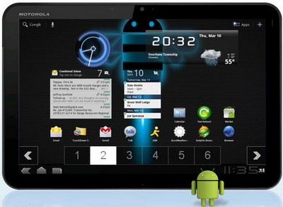 Motorola Xoom - Cellular South
