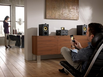 Philips WiFi Multiroom HiFi Audio System